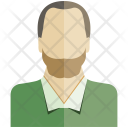 Face Profile Human Icon