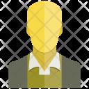 Bald Man Avatar Icon