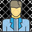 Businessman Man Avatar Icon