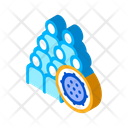 Bacteria People Medical Icon