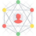 People Connection Network Icon