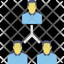 People Hierarchy Icon