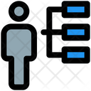 People Hierarchy User Hierarchy People Network Icon