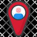 People Location Icon