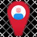 People Location Location Marker Icon