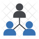 Network Connection Group Icon
