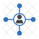 Network Connection Office Icon