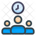 People Time Icon