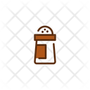 Pepper Shaker Salt Icon