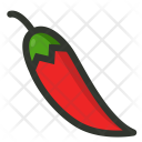 Pepper Chilly Spicy Icon