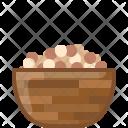 Pepper White Seasoning Icon