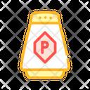 Pepper Spice Color Icon