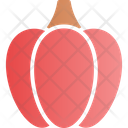 Pepper Paprika Vegetable Icon