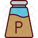 Pepper Shaker Dressing Icon