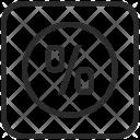 Percent Virtual Function Icon