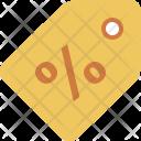 Percent Buy Discount Icon