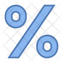 Percentage Ratio Icon