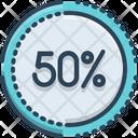 Percentage Discount Percent Icon