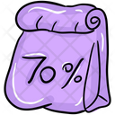 Percentage Percentage Sign Percentage Symbol Icon