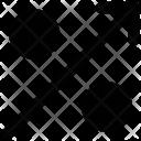 Percentage Arrow Discount Icon