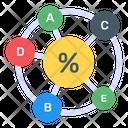 Data Analytics Data Infographic Business Chart Icon