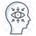 Perception Awareness Thought Icon