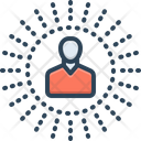 Perception Recognition Picture Icon