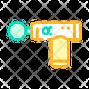Percussion Massage Gun Icon
