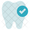 Dentist Perfect Teeth Dental Care Icon
