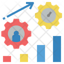 Performance Growth Icon
