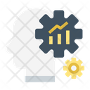 Performance Graph Growth Icon