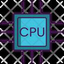 Performance Cpu Cpu Chip Icon