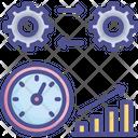 Capability Efficiency Indicator Icon