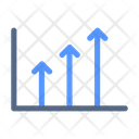 Performance Improvement Growth Icon