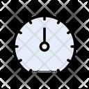 Performance Quality Meter Icon