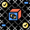 Performance Big Data Online Icon