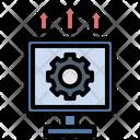 Performance Development Operation Icon