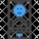 Performance Speed Smartphone Icon
