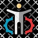 Performance Operation Training Icon