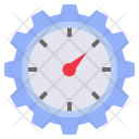 Performance Speed Operate Icon
