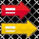 Performance Arrow Performance Analysis Icon