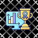 Performance Evaluation Icon