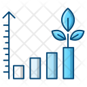 Performance Graph Icon