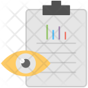 Performance Review Job Icon