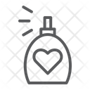 Love Perfume Aroma Icon