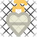 Perfume Heart Shaped Icon
