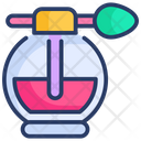 Perfume Spray Bottle Icon