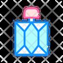 Perfume Bottle Color Icon
