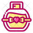 Perfume Bottle Marriage Icon