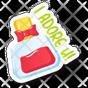 Body Spray Perfume Aroma Icon